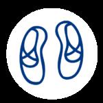 icona danza scarpette
