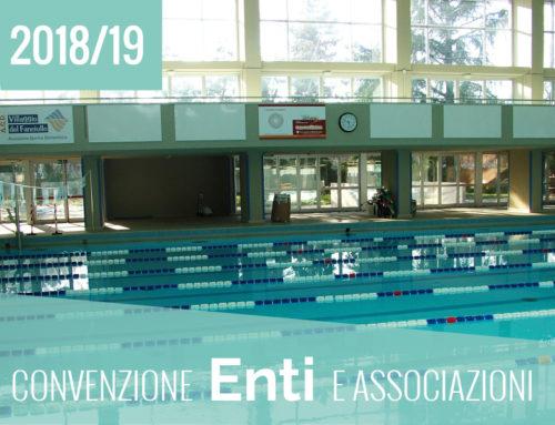 Convenzione Enti e Associazioni