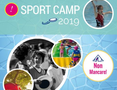 Iscrizioni Sport Camp 2019