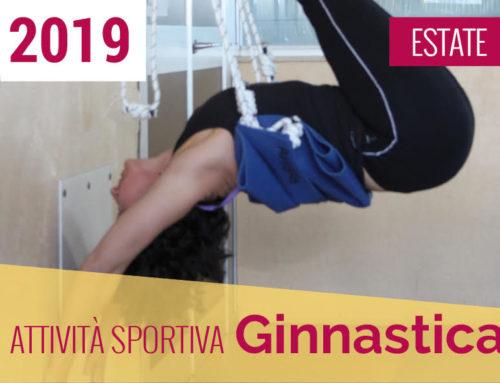 Attività sportiva ginnastica