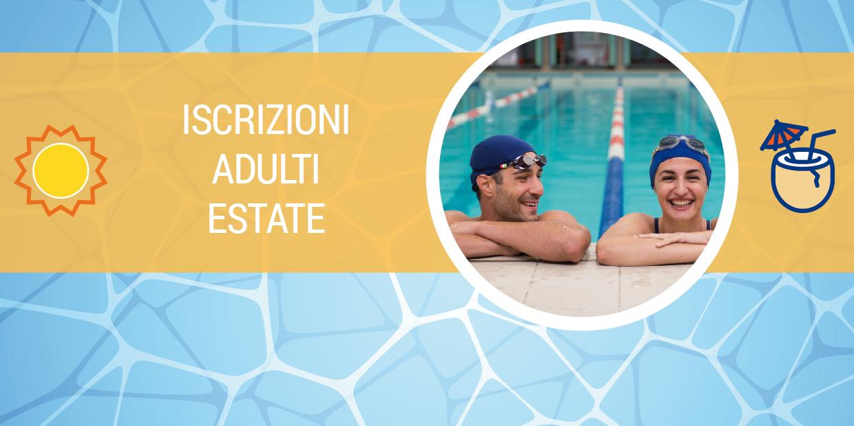 iscrizione adulti estate 2019