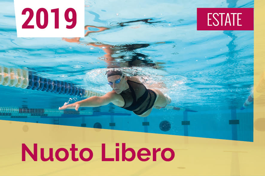 nuoto libero ESTATE 2019