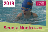 scuola nuoto bambini ESTATE 2019
