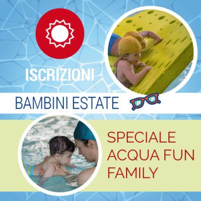 speciale bambini estate 2019
