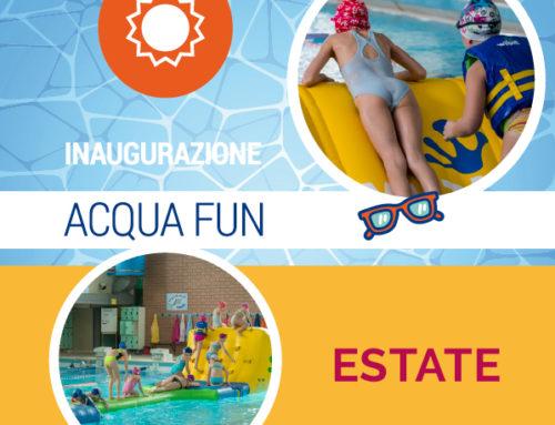 Novità! Acqua Fun Family
