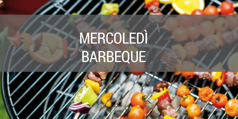 mercoledì barbecue