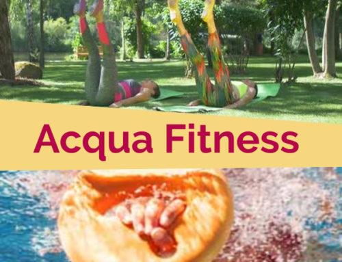 Novità: Acqua Fitness