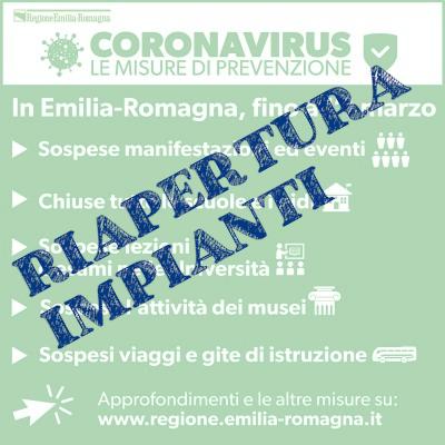 coronavirus riapertura