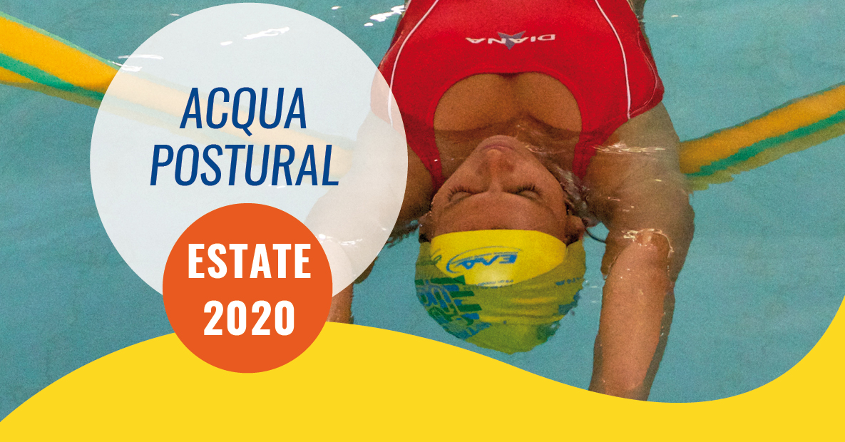 acqua postural estate 2020