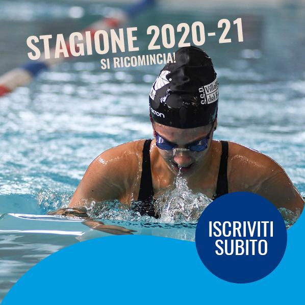 iscriviti subito 2020-21