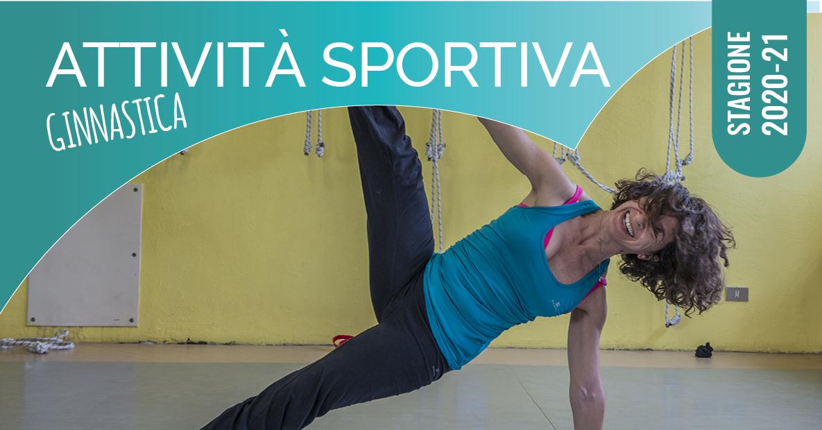 attivita sportiva ginnastica 2020-21