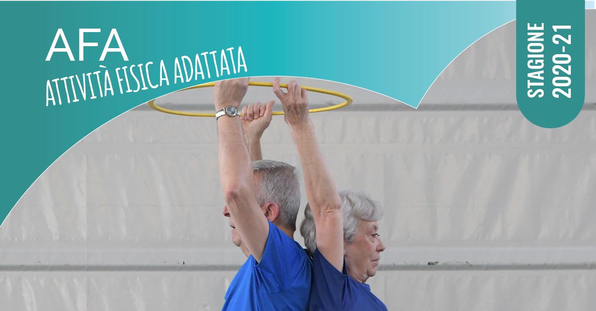 afa attività fisica adattata 2020-21