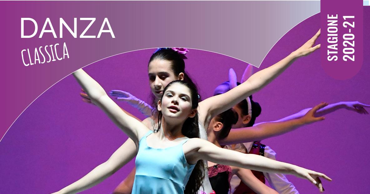 danza classica 2020-21
