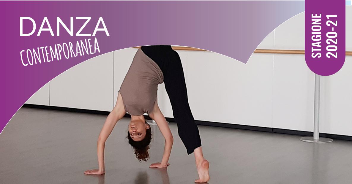 danza contemporanea 2020-21