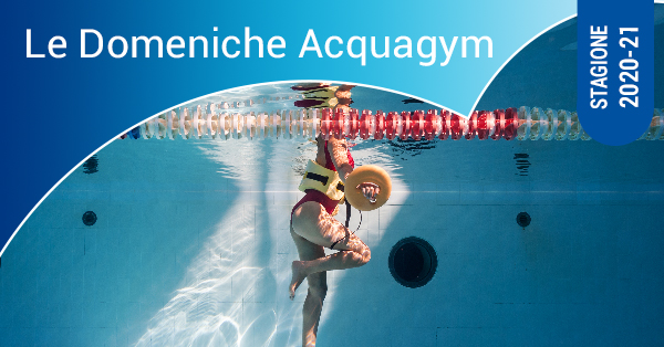 domeniche acquagym 2020-21