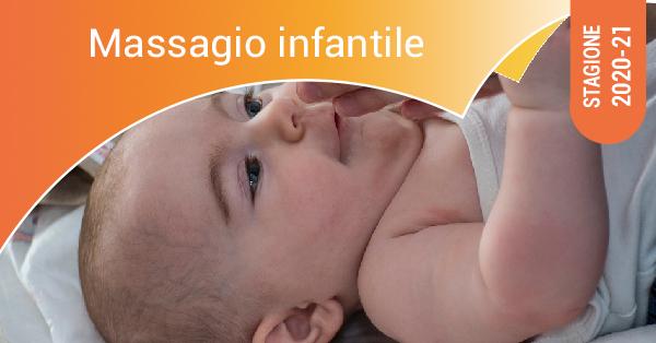 inizio massaggio infantile 2020-21