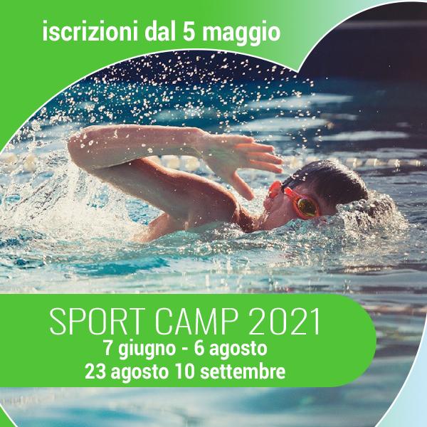 sport camp 2021