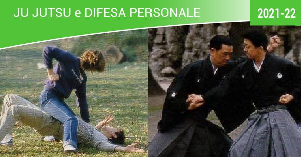 jujutsu difesa personale -