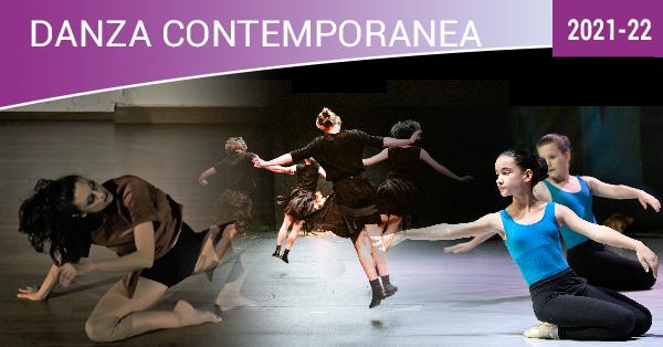 danza contemporanea 2021-22