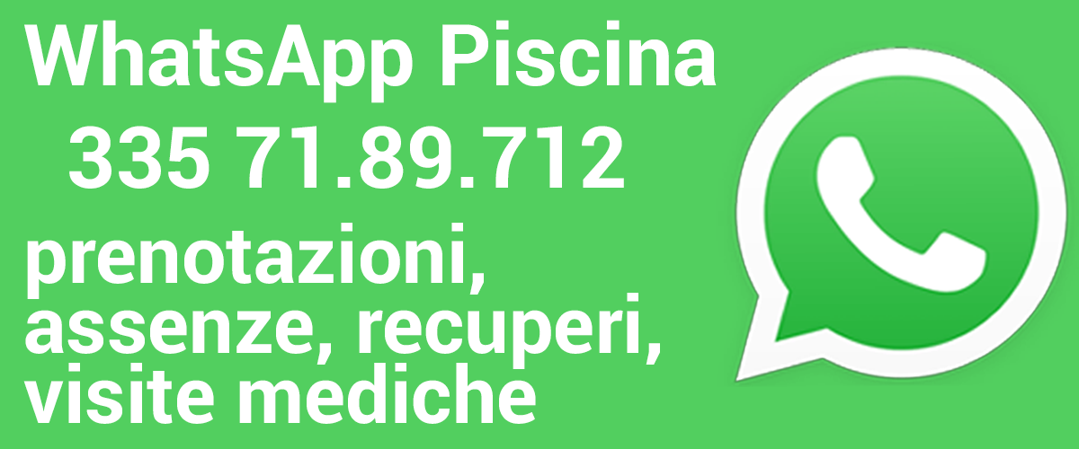 WhatsApp Piscina Villaggio del Fanciullo